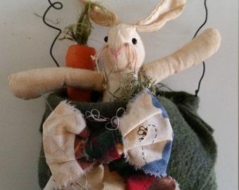 Bunny Hanging Pocket
