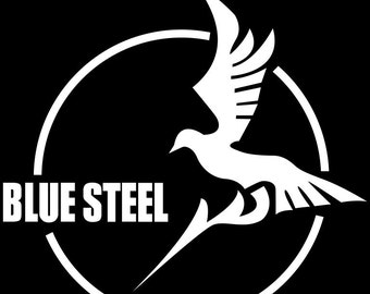 Arpeggio of Blue Steel Emblem decal sticker