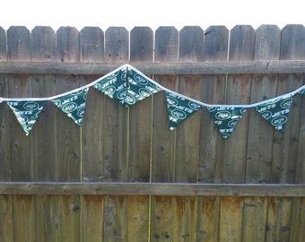 Handmade New York Jets Banner