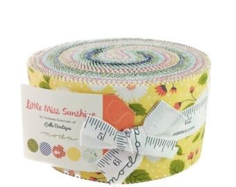 Little Miss Sunshine By Vanessa Goertzen of Lella Boutique for Moda: Jelly Roll - UK Shop