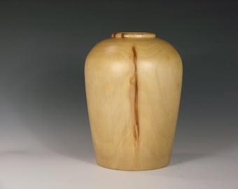 Sycamore Vessel/Vase/Urn