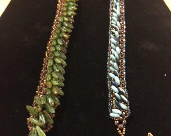 Soft spike bracelet