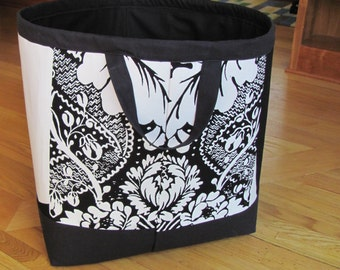 Marimekko Modern Storage Basket & Bins / X Large Basket / Decorative Storage / Laundry hamper / Design4Color