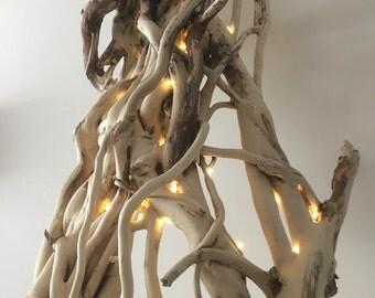 Unique tree vine decorative light