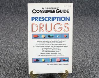 Consumer Guide Prescription Drugs C. 1989