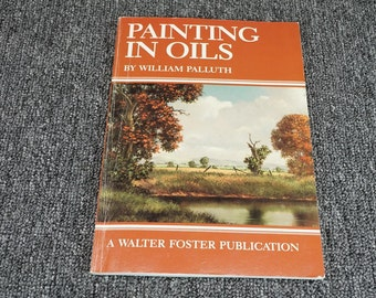 Painting In Oils By William Palluth C.1984