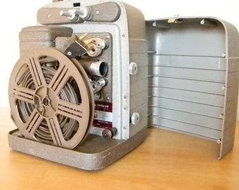 Bell & Howell 8MM Projector Model 253R Chicago, Il USA