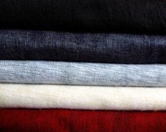 Yak Wool Scarf / Scarves Handmade in Nepal