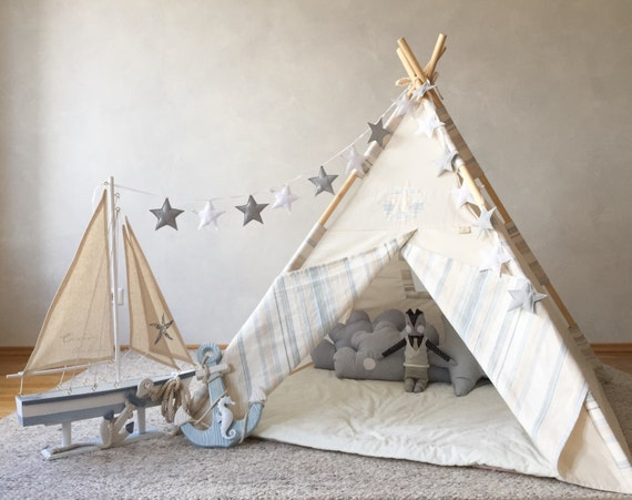 Little Star Teepee For Kids