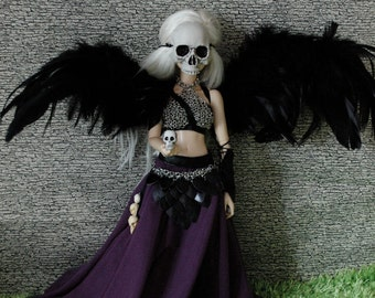"""complete set """"death angel"""" for minifee / small msd"""