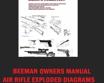 daisy air rifle repair manual