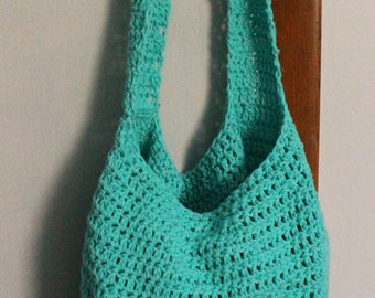 Basic Crocheted Bag