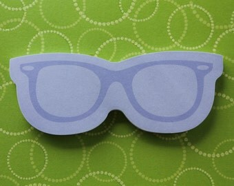 Sunglasses Post It Notes