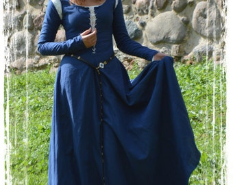 SCA, Larp, Fantasy dress