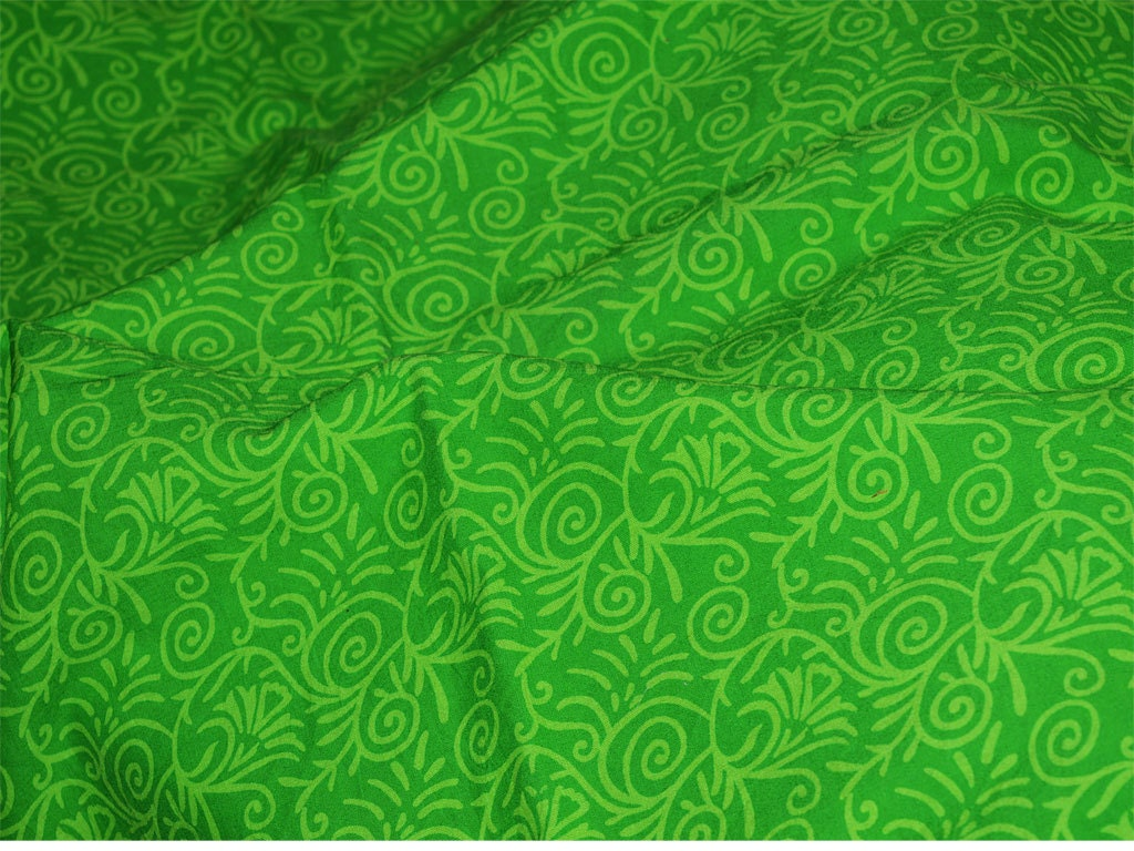 Screen printed cotton fabric soft cotton fabric by the for Printed cotton fabric
