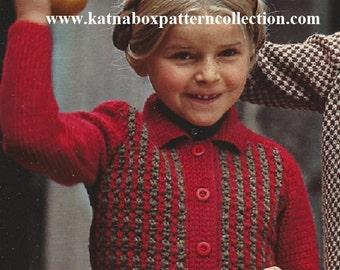 Kids Jacket Pattern Etsy