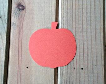 Pumpkin Die Cuts - fall - halloween - Craft Supplies - Party Supplies
