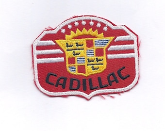 Vintage Cadillac Patch