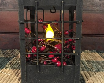 Post lantern