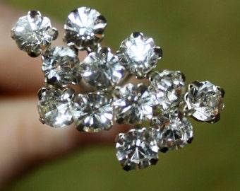 Diamond Diamante Bouquet or Corsage Picks
