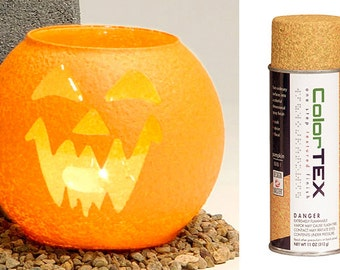 Pumpkin, Orange texture Paint, Spray Paint, Texture Paint, Basket Paint, Course Grit, Sand-Like Paint, Add Texture