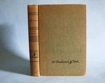 Seventeen by Booth Tarkington Vintage 1916 Hardback Novel