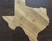 "36"" Texas Pallet Wood Sign, Wood Texas Sign, Pallet Texas, Reclaimed Texas Sign, Texas, Texas Sign, Large Pallet Sign"