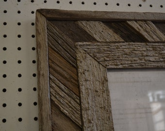 Rustic Barnwood 16 X 20 Fancy Picture Frame