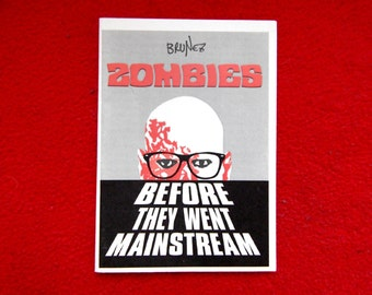 Zombies before they went mainstream