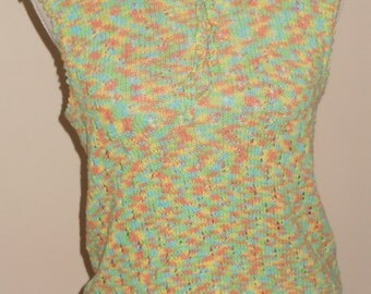 1960s woollen pullover UK 10/12