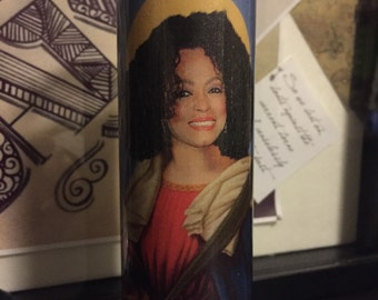 St Diana Ross Prayer Candle