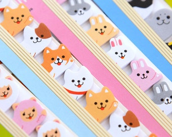 Peep-Out Animal Sticky Notes • Post-it • Planner Page Marker • Bookmark • Post-it Flags
