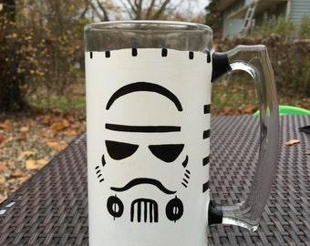 Star Wars Beer Mug