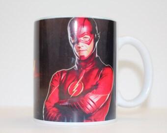 Flash Ceramic Coffee Mug