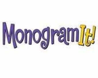 Personalized Momogram Add On, Charges for momograming