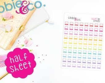 Libbie's Littles Laptops Life Planner Die-Cut Stickers! Perfect for Erin Condren, Happy, Mambi, ...