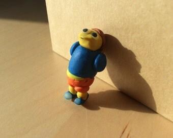 Comic Book Guy Mini Mofel