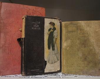 Vintage Books - 3 classics
