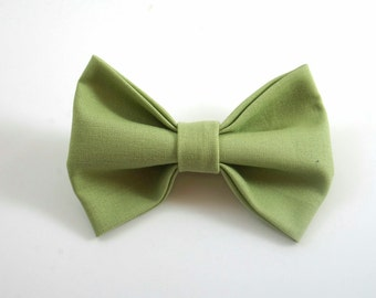 Olive Green Bow. Toddler Hair Bow. Toddler Girl Gift. Green Hair Bow. Baby Hair Bow. Olive Baby Bow. Olive Hair Bow. Baby Hair Clip.