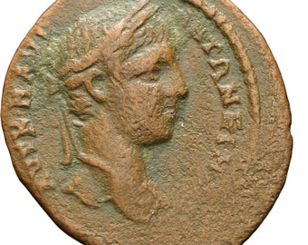 Rare Roman Empire 218-222 Elagabalus AE Markianopolis, Moesia Inferior Coin