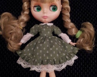 Blythe outfit, Blythe dress