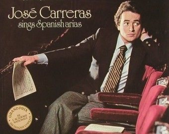 "José Carreras -- ""Zarzuela"" José Carreras Sings Spanish Arias"