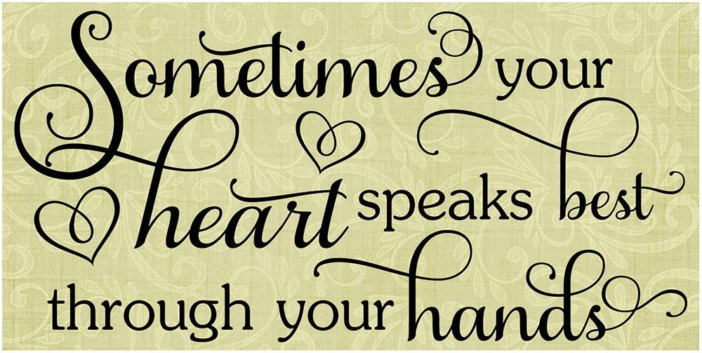 so speaks the heart pdf