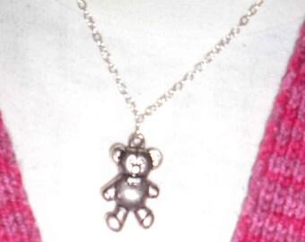 Teddybear Pendant