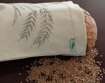 Organic Reusable Produce Bags  - Eco Friendly - Grain - Grocery Bags