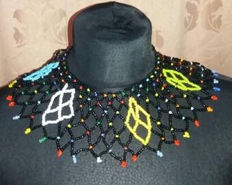 traditional zulu wedding necklace