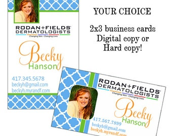 RodanFields Business Card