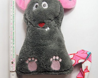 Lovingly sewn little mouse / stuffed animal, stuffed animal