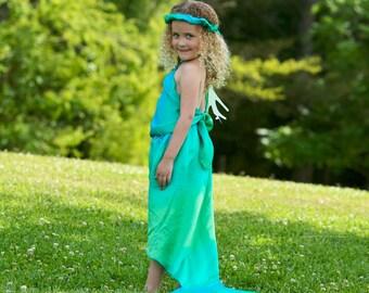 Sarah's Silks Mermaid Costume