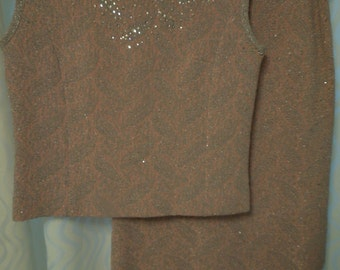 1960s Vintage suit Midcentury